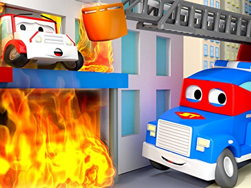 The hospital is on fire ! / The Garbage Truck