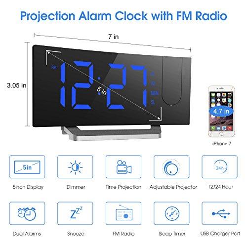 The 8 best projection alarm clocks