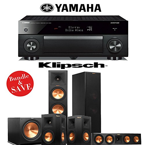 Klipsch RP-280F 5.1 Reference Premiere Home Theater System