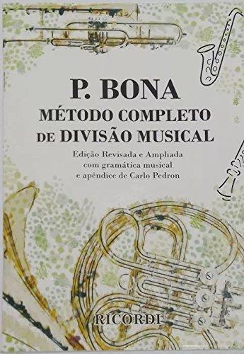 Metodo Completo De Divisao Musical