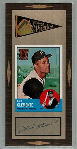 Roberto Clemente Memorabilia (Roberto Clemente 1997 Topps Baseball Card With)