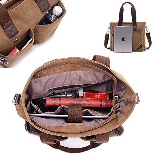 2d4aa4ee06ac ToLFE Women Top Handle Satchel Handbags Tote Purse Shoulder Bag (Black)