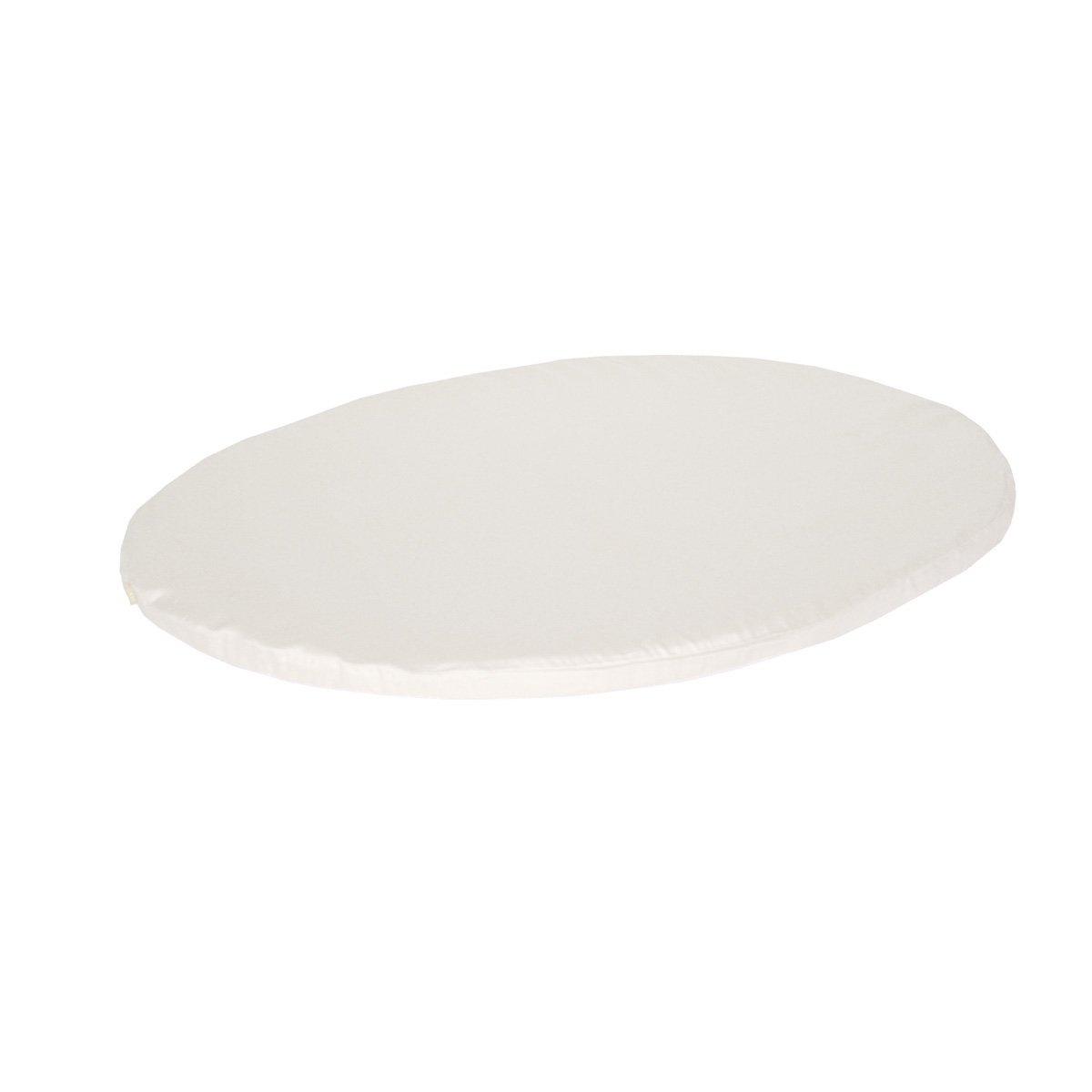 Stokke Sleepi Mini Fitted Sheet, White 105201