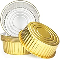 15-Pack Beasea 10 Inch Extra Deep Aluminum Foil Pans