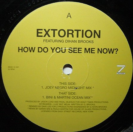 How Do You See Me Now - Extortion 12