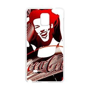 Coca Cola logo Phone case for Samsung galaxy note4