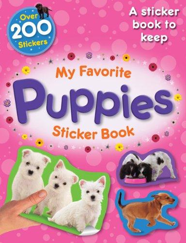 Read Online My Favorite Puppies (My Favorite Pets Sticker Books) ebook