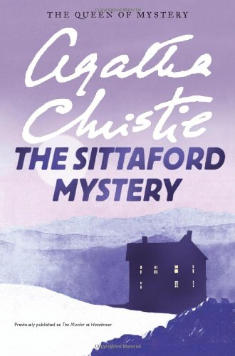Book cover for The Sittaford Mystery