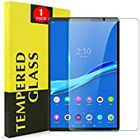"""SupRShield [1 Pack] for Lenovo Tab M10 FHD Plus 2nd gen 10.3"""" TB-X606F X606X Scratch Resistant Tempered Glass LCD Screen…"""
