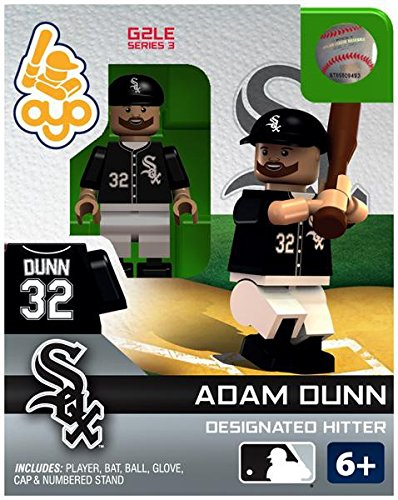 MLB Chicago White Sox Adam Dunn OYO Figure