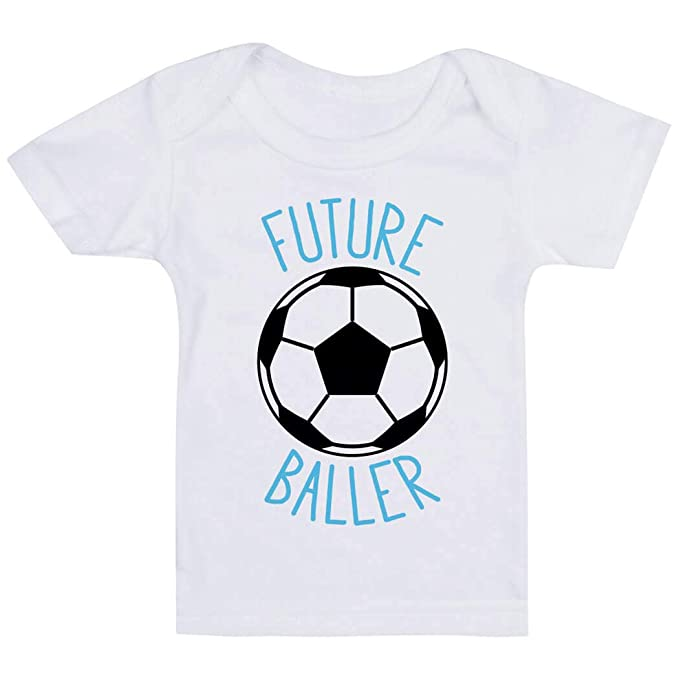 5ddc5913e7 Amazon.com  ChalkTalkSPORTS Soccer Baby   Infant T-Shirts