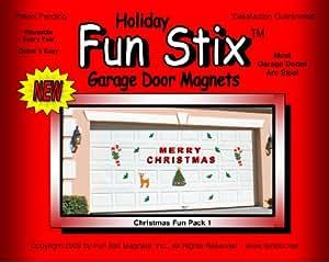 Amazon Com Merry Christmas Garage Door Magnets Outdoor
