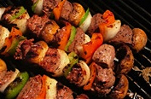 Shish Kebab(Beef or Lamb)
