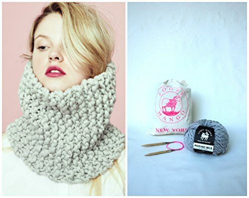 Loopy Mango DIY Kit - Her Cowl by Loopy Mango