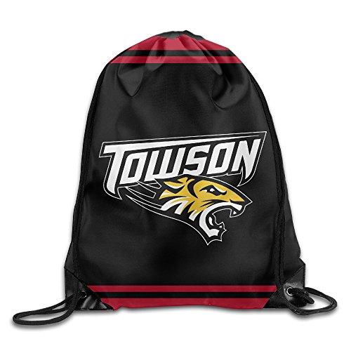 Acosoy Towson University-TU Tiger Logo Drawstring - Motto Oakley