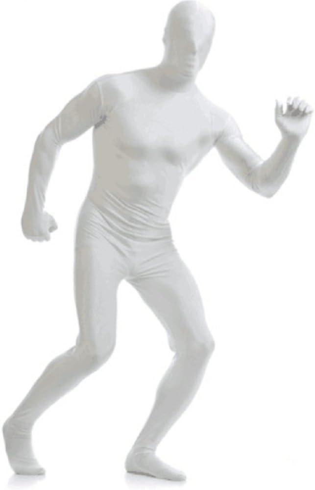 Matissa Disfraz de Cuerpo Completo para Adulto Spandex Unisex Traje de pies a Cabeza de Mujer y Hombre Verde, XX Large