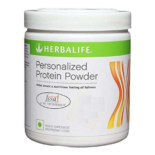 Herbalife Personalized Protein Powder - 200 Grams; Premier Plant Based Unflavored Whey Soy Protein Isolate for men and Women ()