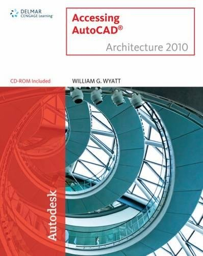 Accessing AutoCAD Architecture 2010