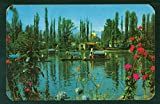 Floating Gardens Channel Mexico City Xochimilco
