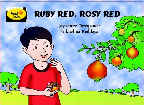 - Ruby Red, Rosy Red