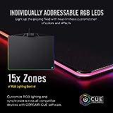 Corsair MM800 Polaris RGB Mouse Pad - 15 RGB LED