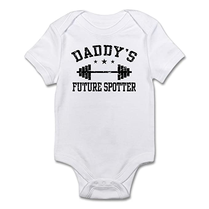 ab014c43a CafePress - Daddy's Future Spotter - Cute Infant Bodysuit Baby Romper:  Amazon.ca: Clothing & Accessories