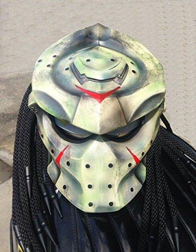 Die Hard Fan Costume (Alien Helmet, Predator Helmet, Motorcycle Helmet - costume (Handmade) - Thailand : PDT1024KH)