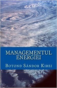 Managementul Energiei: Indrumator de laborator