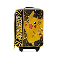 Pokemon Pikachu Yellow Pilot Case Luggage
