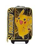 Pikachu Pokemon Yellow Pilot Case Luggage
