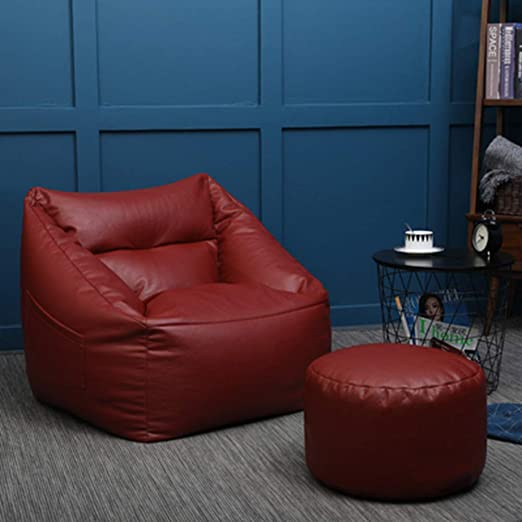 QZ-ICZY Lazy Moderna Sofá Cama, Muebles Luz Moda Debe Tener ...