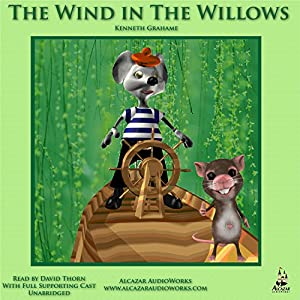 The Wind in the Willows Audible – Unabridged