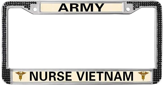 SUPER NURSE License Plate Frame