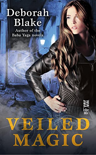 book cover of Veiled Magic