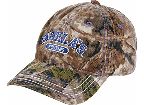 CABELA'S WOMEN'S FIELD CAP with PURPLE ACCENTS
