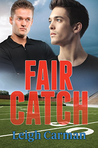 Release Day Review: Fair Catch ( The Players of LA) by Leigh Carman