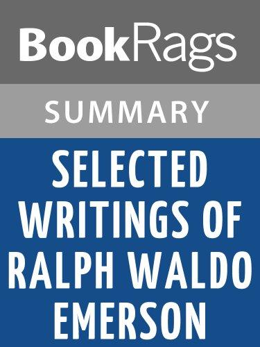 ralph waldo emerson summary