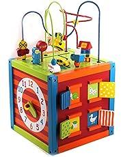 لعبة المتاهة لعبة لتنمية ذكاء الطفل