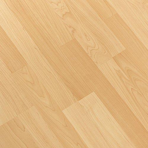 Maple Laminate Floor (Kronoswiss Swiss Prestige Maple 7mm Laminate Flooring D654PR SAMPLE)