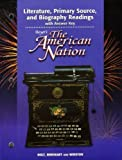 The American Nation, Holt, Rinehart and Winston Staff, 0030549434