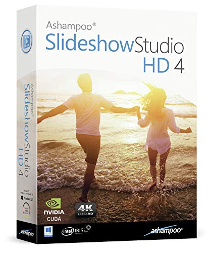 Slideshow Studio for Windows 10, 8.1, 7 – Turn your wedding, birthday and vacation photos into beautiful videos with…