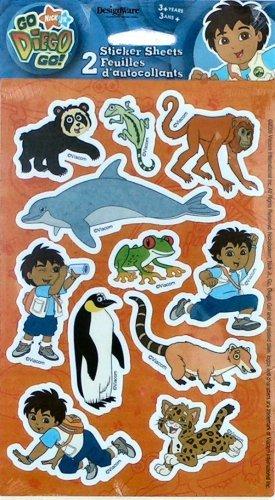 Go, Diego, Go! Stickers ()