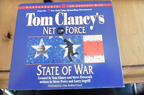 Price comparison product image Tom Clancy's net force State of War Audio book
