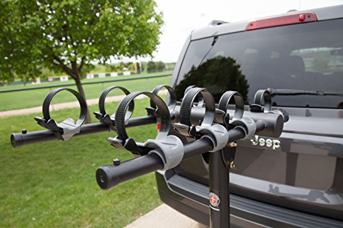 5ed6e3f8fee Amazon.com : Schwinn 4-Bike Hitch Mount Rack : Sports & Outdoors