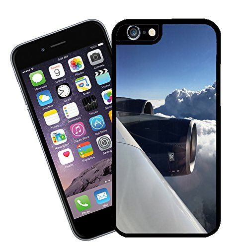 British Airways A380 iPhone case - This cover will fit Apple model iPhone 6s (not 6 plus) - By Eclipse Gift Ideas
