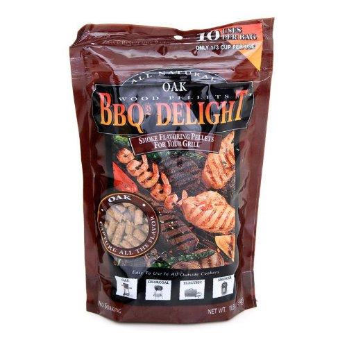 Oak Wood Pellets 1lb Bag