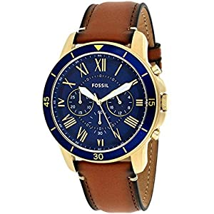 Fossil Mens Grant Sport Leather – FS5268