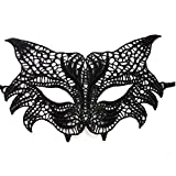 Face mask Shield Veil Guard Screen Domino False Front Lace Eye mask mask Female Half face Dance Party Party Sexy Fun Halloween Princess mask E16
