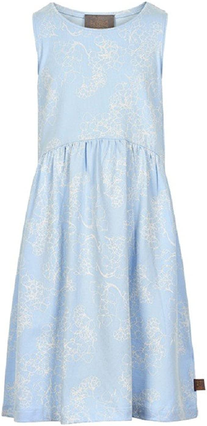 Creamie Creamie kurzarm Kleid 18 in hellblau Kleider: Amazon