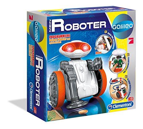 Clementoni 69412.9 - Galileo - Mein Roboter, Experimentierkaesten
